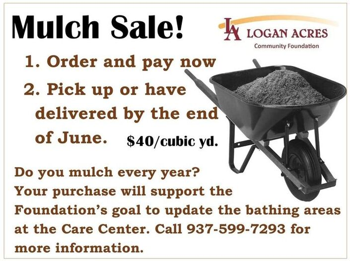 Logan Acres Mulch Fundraiser